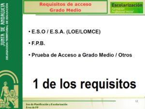 requisito acceso ciclos grado medio-18-19