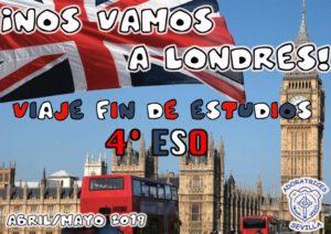NOS VAMOS A LONDRES