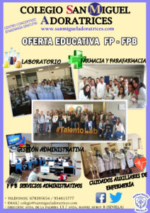 Oferta educativa ccff