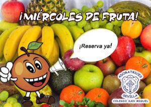 miercoles de fruta